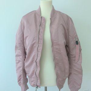 Used, Alpha Industries MA-1 flight jacket for sale